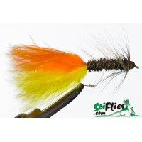 Mosca Streamers Pancora Wooly Bugger